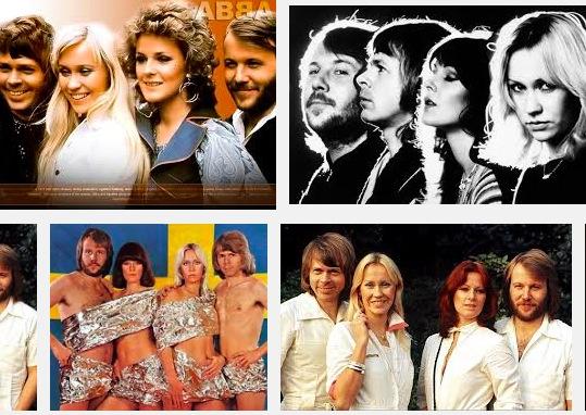 MUZIEK - Bedank ABBA voor 40 jaar muziek 4