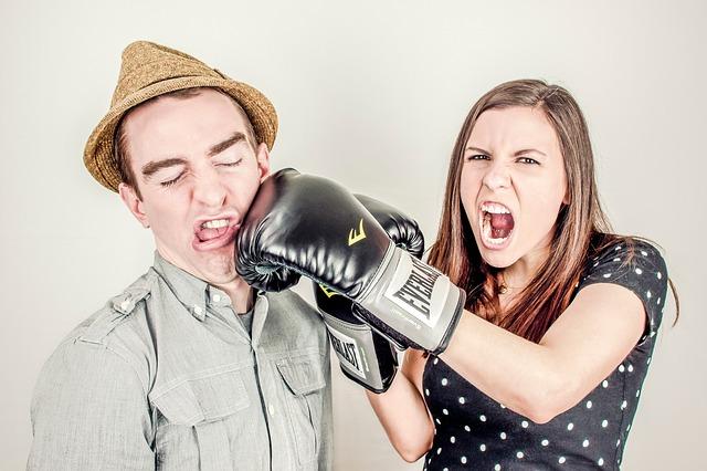 Overzicht en kalmte kan voorkomen dat een scheiding in een vechtscheiding eindigt.