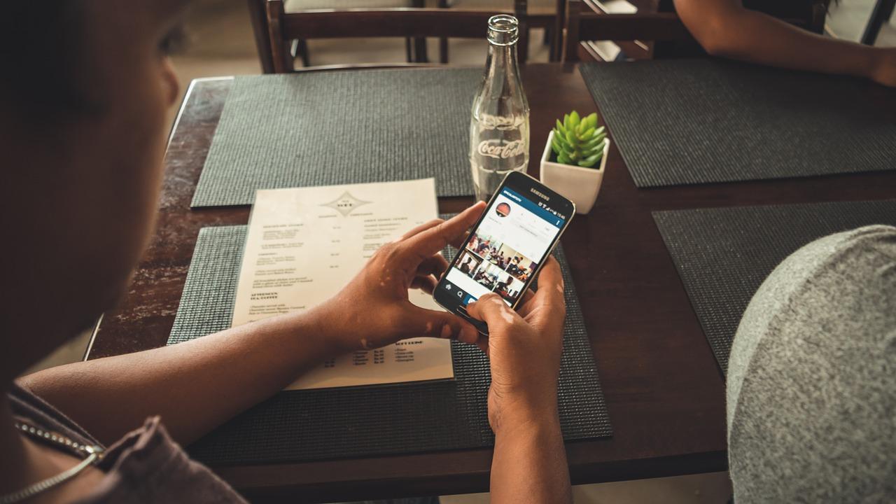 Instagram zorgt dat je veel foto's op je telefoon hebt, maar stel dat je eens wat anders wilt? Foto: Creative Commons