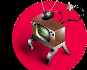 Televisie kijken kan een aangename bezigheid zijn. Foto: Creative Commons/Pixabay