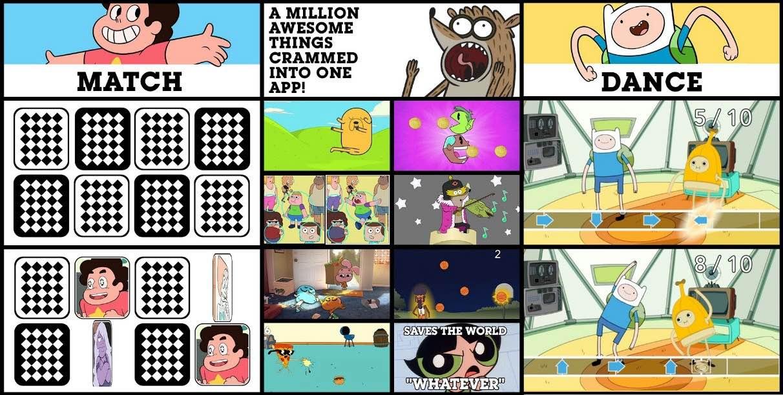 Games App Cartoon Network.