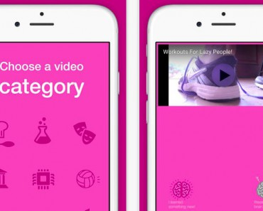 Slimmer worden met de videosnackapp Know Fast.