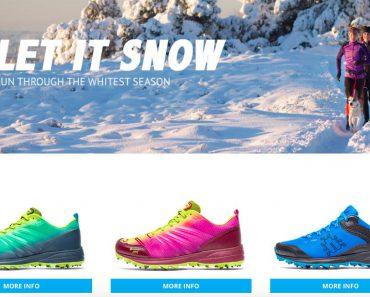 GADGET - Hardloopschoenen voor de winter 4
