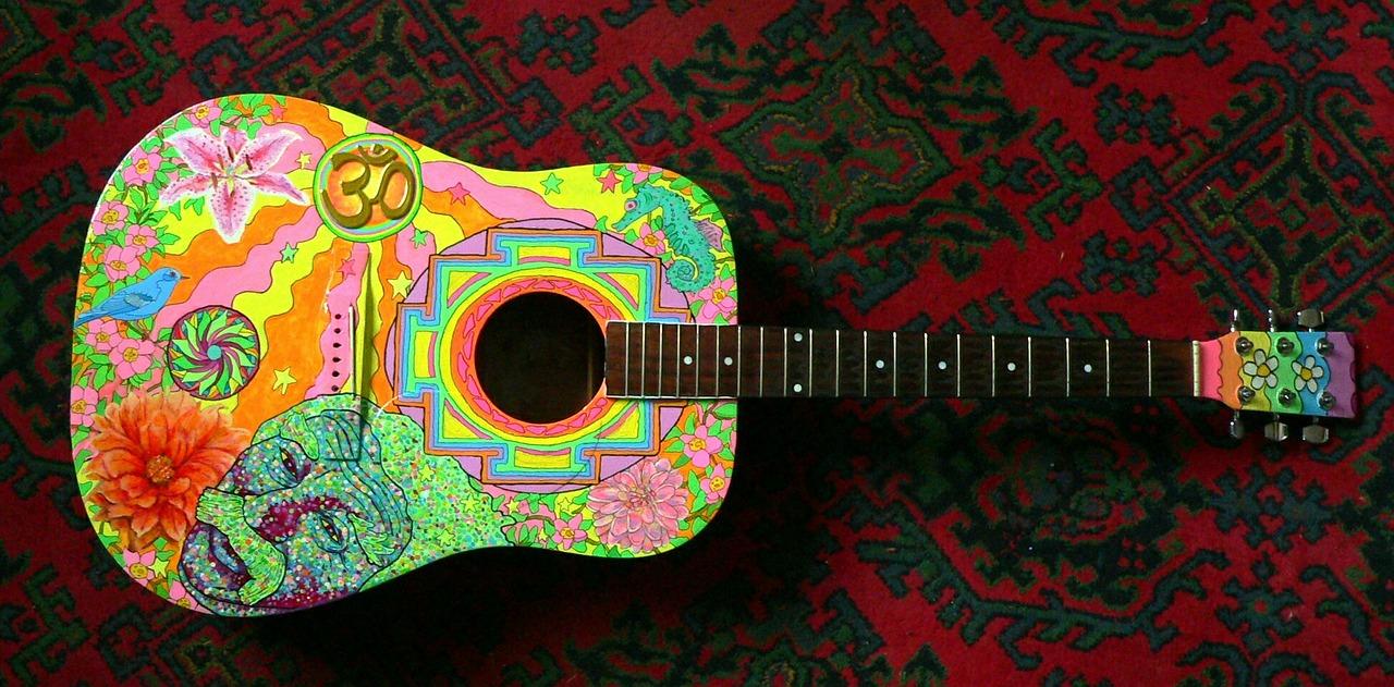 Kom je uit de hippie-tijd? Foto: CC0/Pixabay/stuart hampton