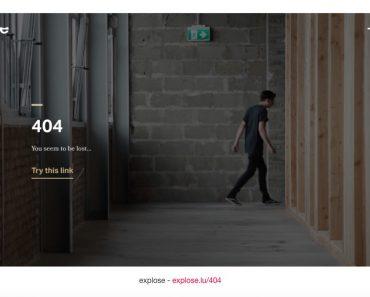 SITE - Maak je 404 Not Found-pagina mooi 6