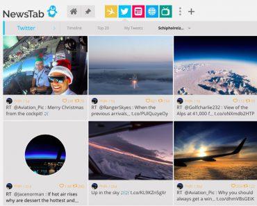 SITE - NewsTab ordent het nieuws voor je 5