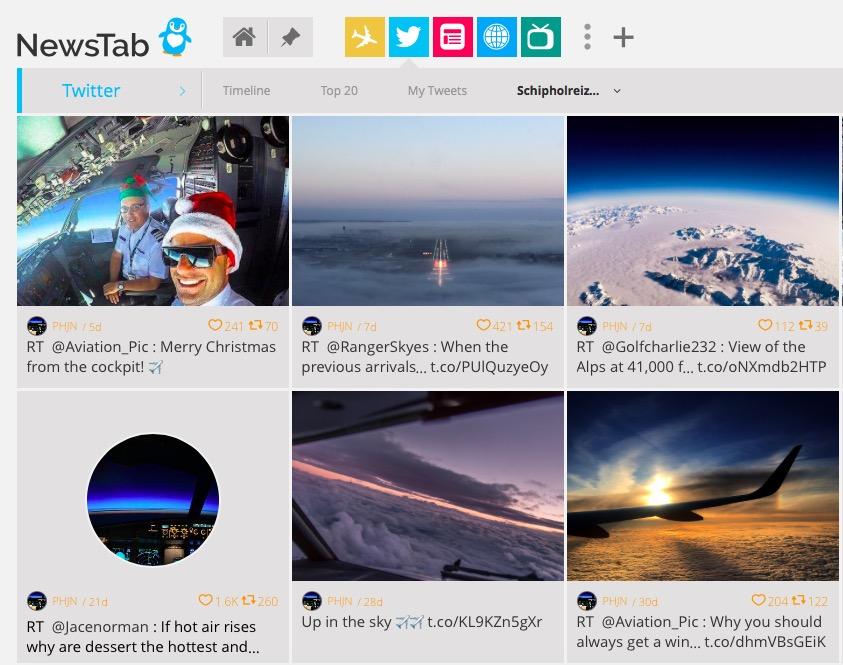SITE - NewsTab ordent het nieuws voor je 1