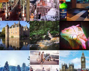 SITE - Wat zijn jouw beste Instagram foto's van dit jaar? 7