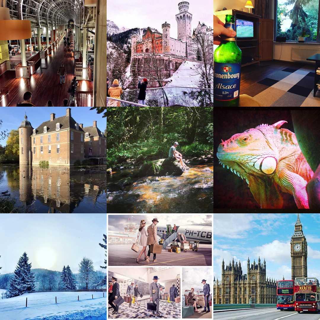 SITE - Wat zijn jouw beste Instagram foto's van dit jaar? 1