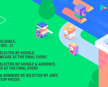 Google looft prijs uit voor beste game 4
