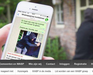 APP - Hoe begin je een WhatsApp buurtgroep? 9