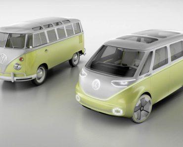 VAKANTIE - Revival van de VW-(vakantie)bus 6