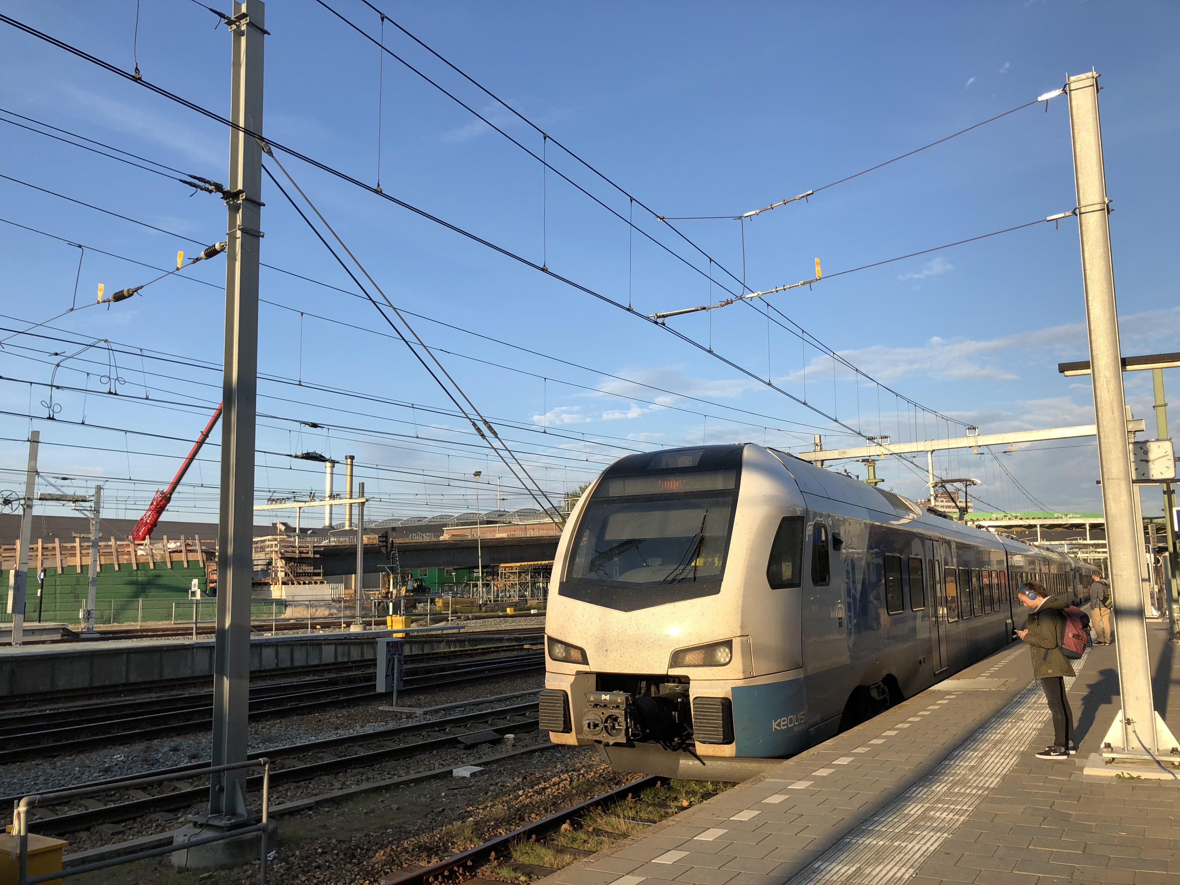 Flitsmeister maakt spoorovergangen veiliger 1