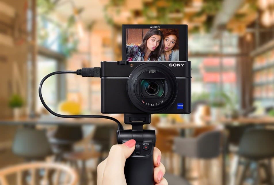 VIDEO | Sony helpt YouTube-vloggers een handje 1