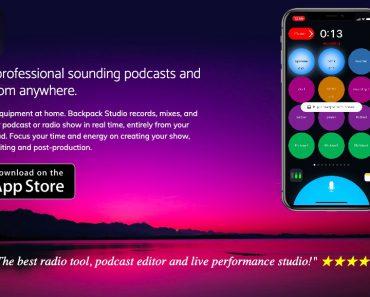 Een radiostudio in je kontzak 4